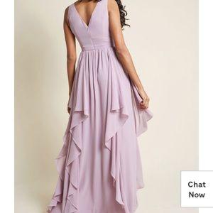 50d43e685f Modcloth Dresses - ModCloth As Ruffles Ripple Maxi Dress